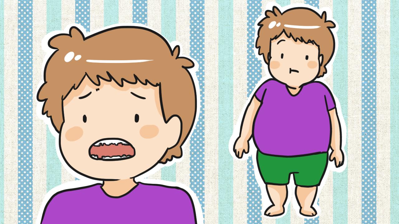 ฟันผุและโรคอ้วน