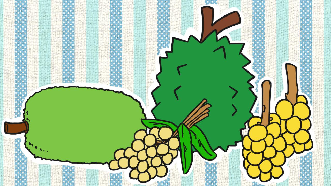 กลุ่มผลไม้