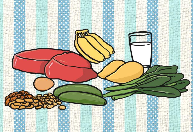 อาหารที่มีโปรตีนสูง