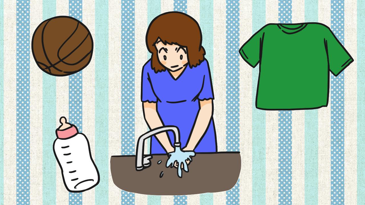 ล้างมือให้สะอาด