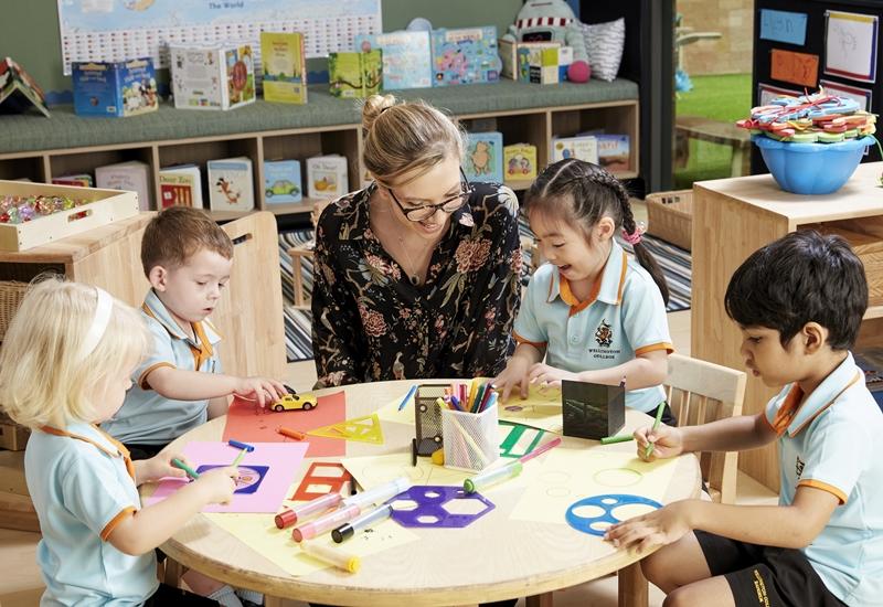 โรงเรียนนานาชาติ เปิดโลกกว้างแห่งการเรียนรู้