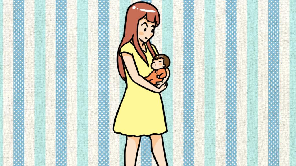 การนอนที่เพียงพอของทารกวัยแรกเกิด