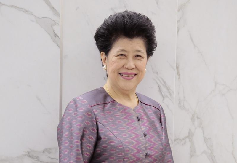 รศ.ลัดดา ภู่เกียรติ ผู้อำนวยการโรงเรียนสาธิตพัฒนาและประธานกลุ่ม TPF