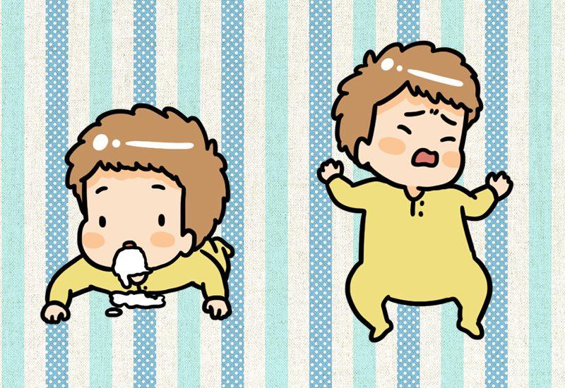 อาการของทารกที่ได้รับผลกระทบจากการเขย่า