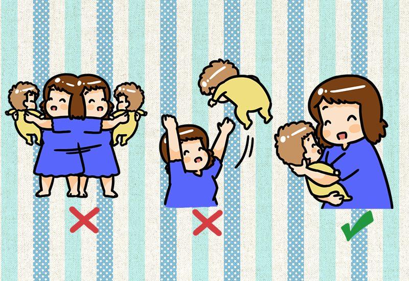 วิธีป้องกันไม่ให้ลูกเป็นโรคที่เกิดจากการเขย่า