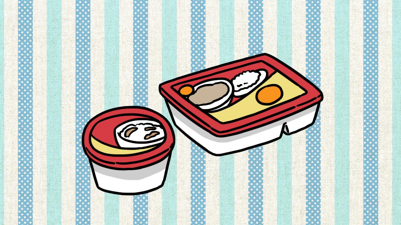 อาหารแช่แข็งหรืออาหารกึ่งสำเร็จรูป