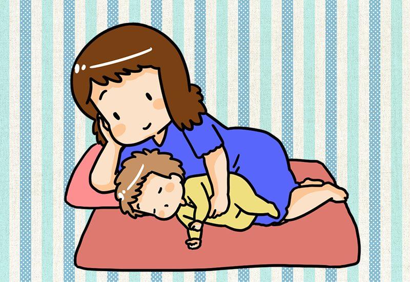 กอดลูกบ่อยๆ