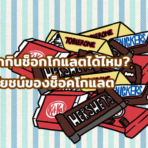 ทารกกินช็อกโกแลตได้ไหม? ประโยชน์ของช็อคโกแลต