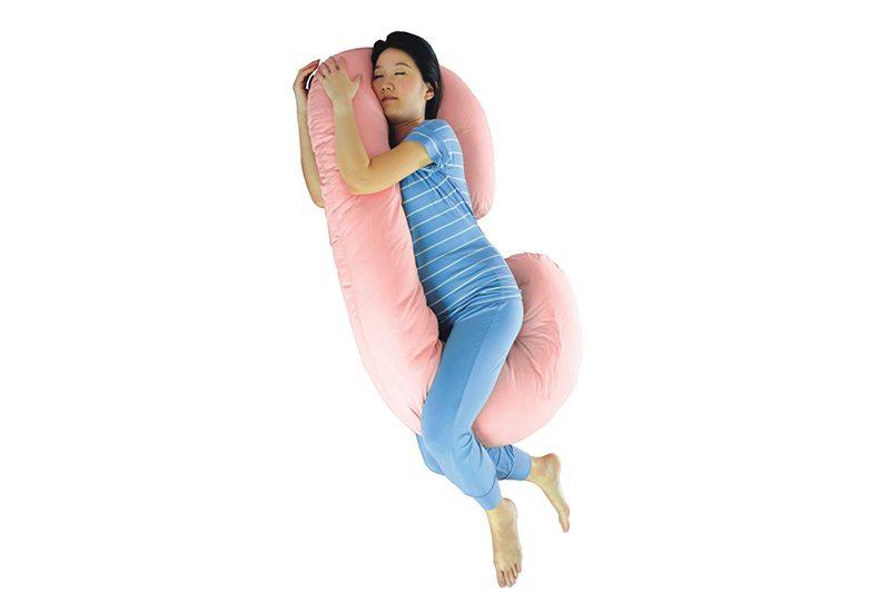 Glowy Star Pregnancy Pillow รุ่นตัว C หมอนรองให้นม