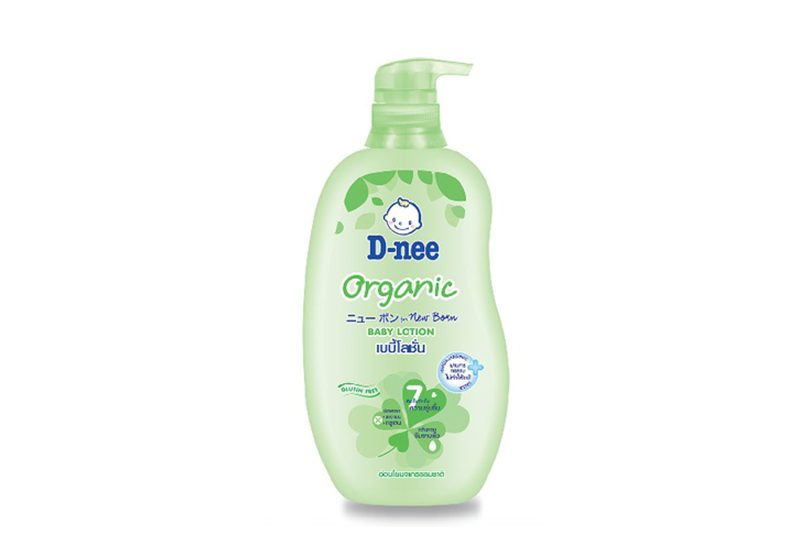 D-nee Pure Baby Lotion Organic
