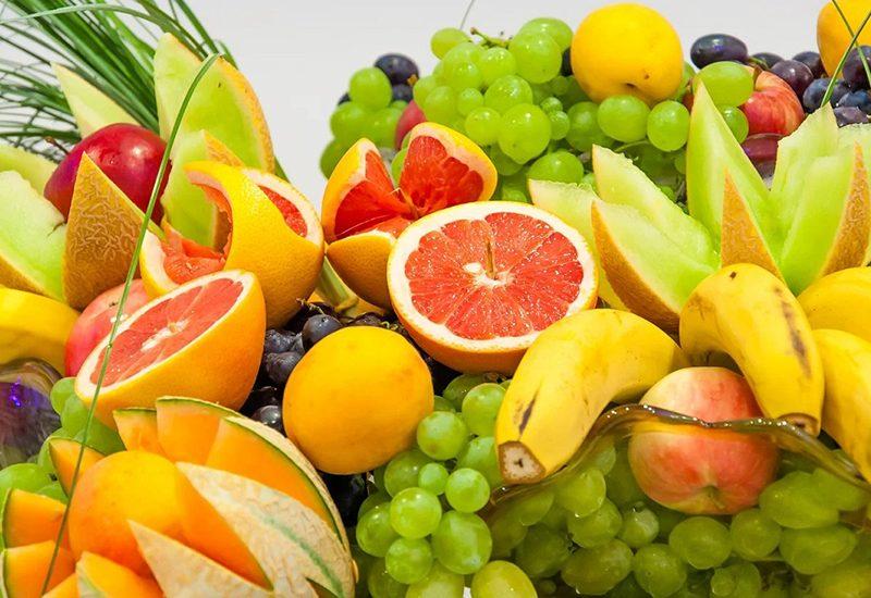 หมู่ที่ 4 ผลไม้
