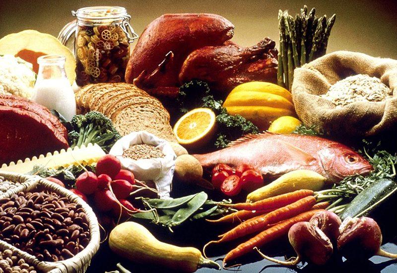 หมู่ที่ 1 เนื้อสัตว์ ไข่ นม ถั่วเมล็ดแห้ง และผลิตภัณฑ์จากถั่ว