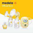 Medela เครื่องปั๊มนมไฟฟ้า รุ่น Freestyle Double Electric