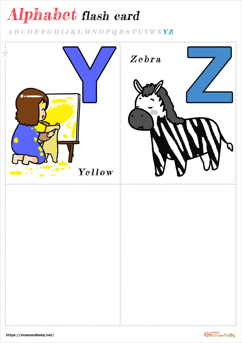 แฟลชการ์ด YZ