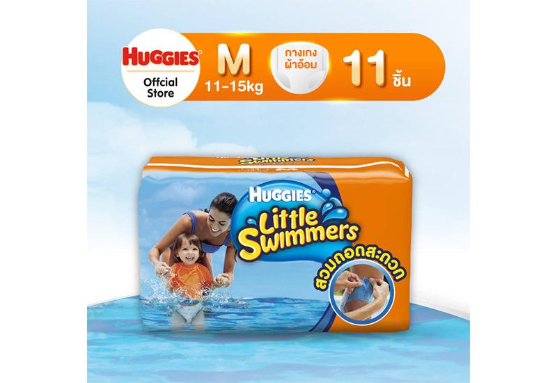 Huggies รุ่น Little Swimmers
