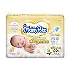 Mamy Poko ผ้าอ้อมสำเร็จรูป Super Premium Organic ชนิดเทป