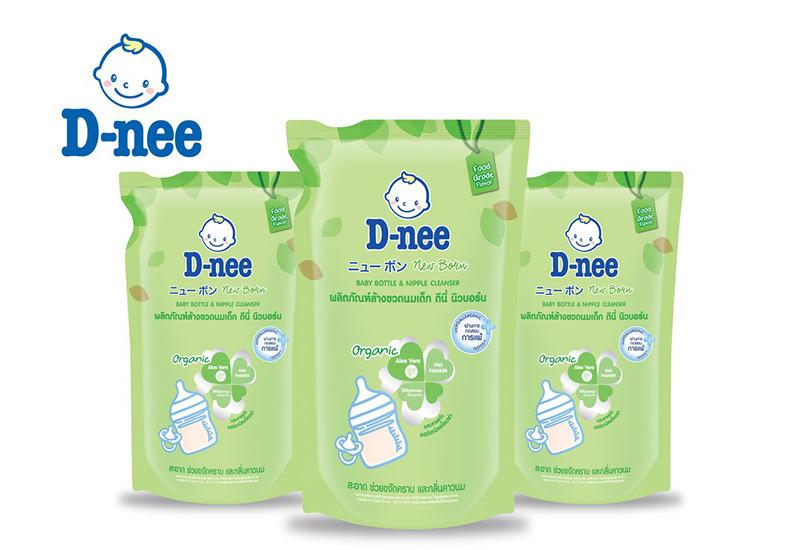 D-nee น้ำยาล้างขวดนม