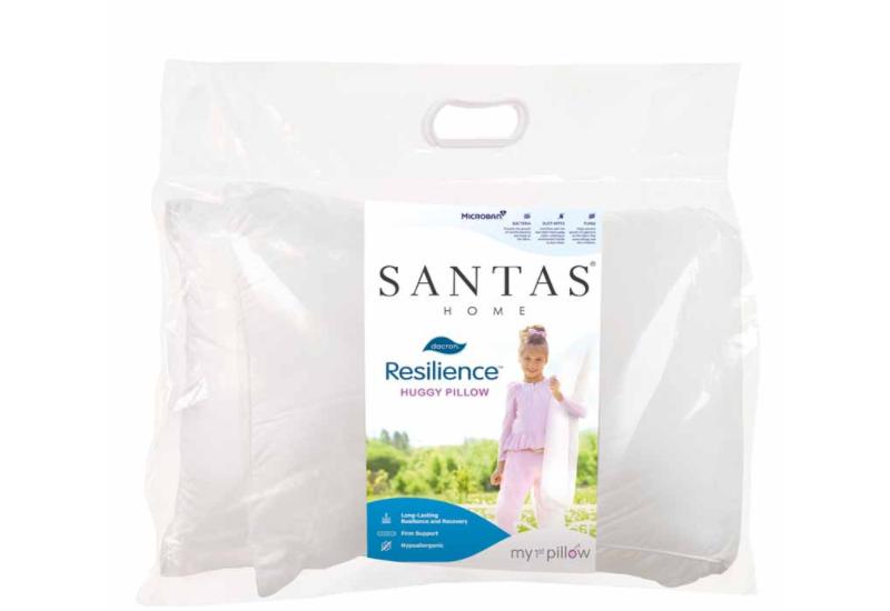 SANTAS Dacron® Baby Pillow