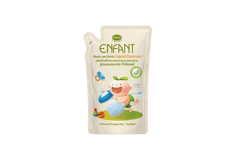 ENFANT น้ำยาล้างขวดนม Organic Tea Tree Oil