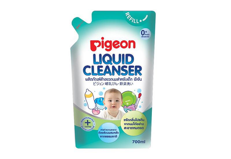 Pigeon น้ำยาล้างขวดนม Liquid Cleanser