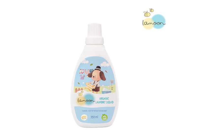 Lamoon Organic Laundry Liquid